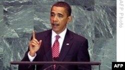 اوباما: ایالات متحده به تنهایی نمی تواند از پس مشکلات جهانی برآید