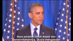 Peringatan Obama Untuk Assad - Liputan Berita VOA 4 Desember 2012
