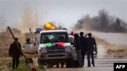 У Лівії розбився американський винищувач, пілоти живі