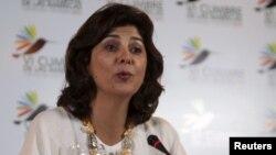 La Ministra de Relaciones Exteriores de Colombia salió en defensa de la ciudad caribeña.
