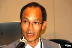 港大民意研究計劃總監鍾庭耀表示,這次慎思民調屬於實驗性質