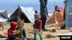 PBB mengumpulkan lebih dari 1,2 miliar dolar, Senin (13/9) untuk dana darurat bagi krisis kemanusiaan di Afghanistan. (Foto: UNICEF/ilustrasi)