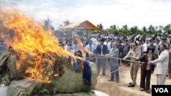 Evo Morales renunció hace años al apoyo de Washington en la lucha antidrogas que lleva a cabo el país.