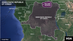 Bas-Uele Province, Democratic Republic of Congo