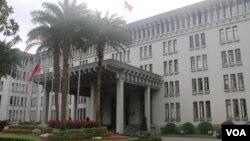 台灣外交部。