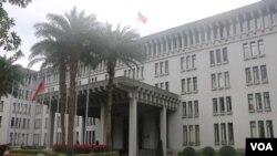 台湾外交部