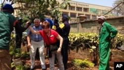 Attaque du West Gate Mall de Nairobi, 21 septembre 2013.