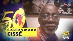 Le cinéaste malien Souleymane Cissé a soufflé ses 80 bougies