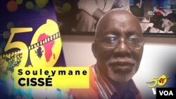 Souleymane Cissé, double Etalon d'or au Fespaco