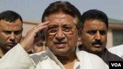 Bivši predsednik Pakistana, Pervez Mušaraf (arhiva)