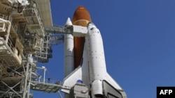 Начался отсчет времени до старта космического шаттла Endeavour