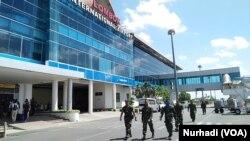 Lombok International Airport di Mataram, NTB. (Foto:VOA/Nurhadi)