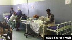 Hospitais de Malanje sem dinheiro para pagar contratados - 1:47
