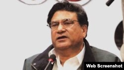 سید عاقل شاہ