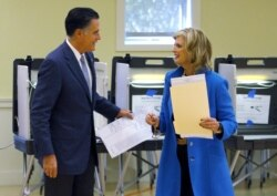 Liputan Pemilihan Presiden AS di Boston, Massachusetts - Amerika Memilih 2012
