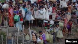 Rohingya ဒုကၡသည္မ်ား