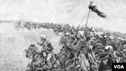 Battle of Yaunis Khan