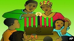 Obiteljska proslava Kwanze