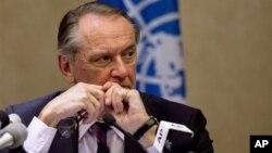 Phó Tổng thư ký Liên hiệp quốc Jan Eliasson