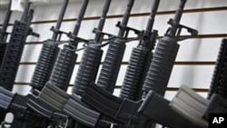 瑞士也面對管制槍支分歧。