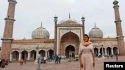 دہلی جامع مسجد