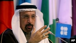خالد الفالح وزیر انرژی عربستان سعودی