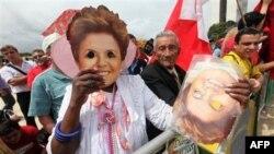 Բրազիլիայում անցկացվել է նորընտիր նախագահ Ռուսեֆի երդմնակալության արարողությունը