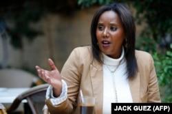 Anggota Knesset (parlemen Israel), Pnina Tamano Shata, dari Ethiopia. (Foto: dok).
