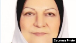 Giti Pourfazel (Courtesy International Campaign for Human Rights in Iran)