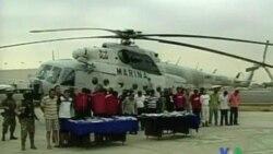 2011-10-08 粵語新聞: 墨西哥逮捕涉嫌殺害67人的八名販毒者