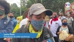 Laura Rozo_manifestante colombiana