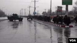 حوالی ساعت نه صبح روز جمعه در منطقه قابل بای حوزه نهم امنیتی کابل، انفجار موتر بم رخ داد.
