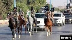 داعش یک سوم قلمرو سوریه و عراق را در تصرف دارد.