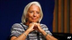 Umukuru w'ikignga mpuzamakungu FMI, Christine Lagarde