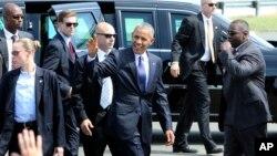 محبوبیت اوباما به ۵۵ درصد رسیده است.