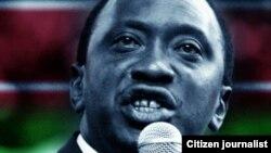 VaUhuru Kenyatta