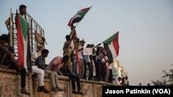 Sudanese Protest Coalition Calls for Civil Disobedience