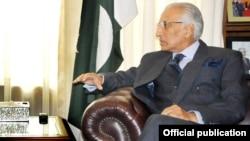 Помощник премьер-министра Пакистана по внешней политике Тарик Фатеми