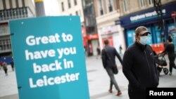 Фахівці не мають пояснення, чому спалах стався саме у Лестері, старовинному місті в центральній Англії з населенням понад 400 тисяч
