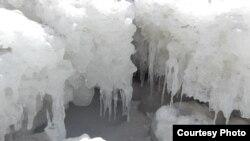 喜马拉雅山的冰雪