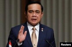 Thủ tướng Thái Lan Prayuth Chan-ocha.
