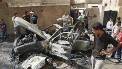 دست کم سه نفر بر اثر چند انفجار در عراق کشته شدند
