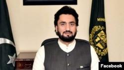 شہریار آفریدی، وفاقی وزیر مملکت برائے داخلہ پاکستان