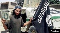 Abdelhamid Abaaoud, organisateur présumé des attentats de Paris