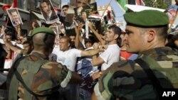 Сирийские военные пока сохраняют верность режиму