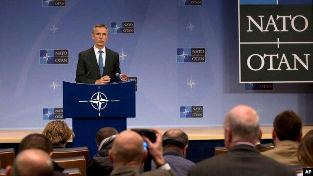 Генеральный секретарь НАТО Дженс Столтенберг