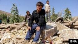 زلزله سال ۱۳۹۱ در آذربایجان شرقی