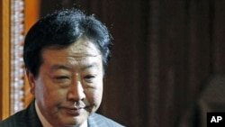 รัฐสภาญี่ปุ่นรับรองให้รัฐมนตรีการคลัง Yoshihiko Noda ดำรงตำแหน่งนายกรัฐมนตรีญี่ปุ่นคนใหม่