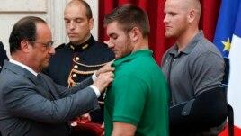 Pentagoni dekoron ushtarin A. Skarlatos