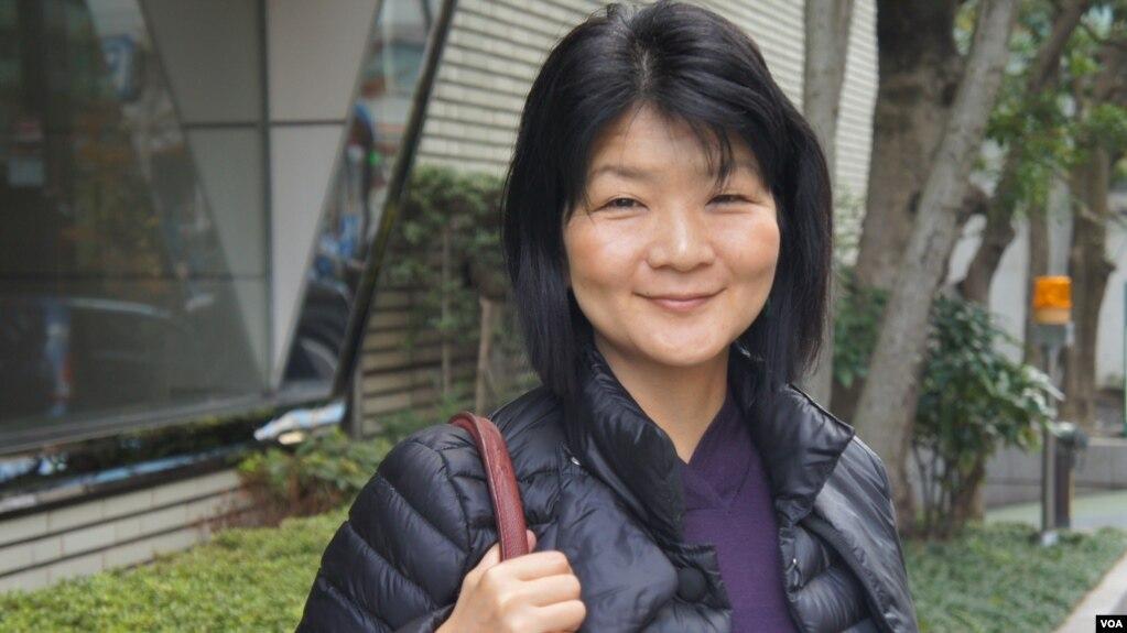 曾經駐北京的日本記者兼作家福島香織